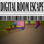 Free online flash games - Digital Room Escape game - Games2Rule