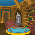 Free online flash games - Planetarium Escape game - Games2Rule