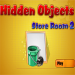 Free online flash games - Hidden Object Store Room 2 game - Games2Rule