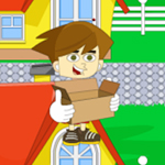Free online flash games - Fast Delivery game - Games2Rule