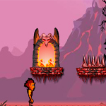 Free online flash games - Duality June game - Games2Rule