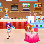 Free online flash games - Alices Ice Bar game - Games2Rule