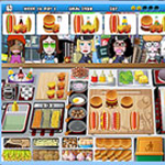 Free online flash games - Hotdog Hotshot game - Games2Rule