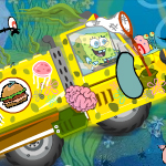 Free online flash games - Spongebob Plankton Explode 2 game - Games2Rule