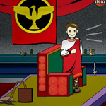Free online flash games - SPQR Escape Episode 5 game - Games2Rule