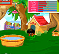 Free online flash games - My Sweet Dog game - Games2Rule