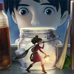 Free online flash games - The Secret World Of Arrietty game - Games2Rule
