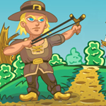 Free online flash games - Tommy Slingshot game - Games2Rule