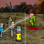 Free online flash games - Bomb The Aliens game - Games2Rule