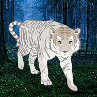 White Tiger Escape