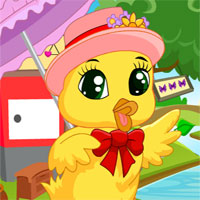 Games4King Stylish Chick Rescue Escape