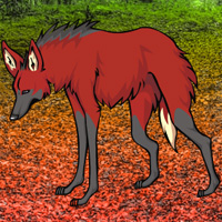 Wowescape Maned Wolf Escape